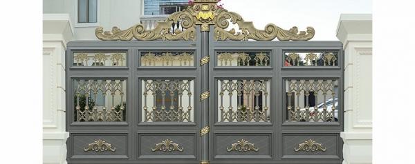 别墅防盗门